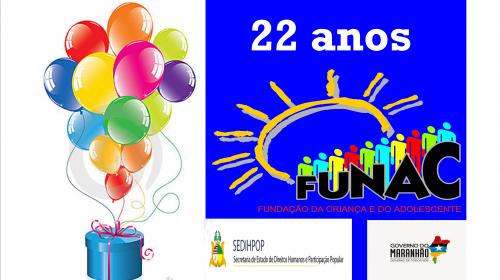 22 anos Funac