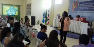 02 Elisângela no encontro de conselhos tutelares