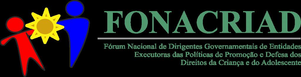 Logo da Fonocriad
