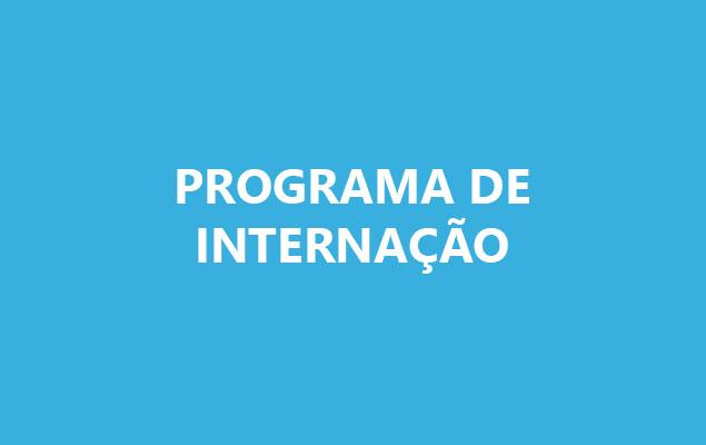 Programa de Internação