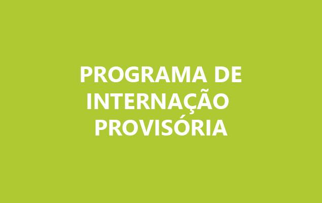 Programa de Internação Provisória